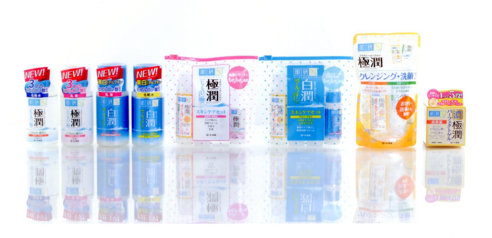 肌研-ハダラボ「コンビニシリーズ」