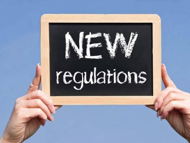 new-regulation